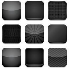 App Icons - Black