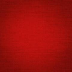 roter Leinenstoff