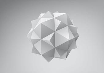 Dodecahedron-Icosahedron compound figure