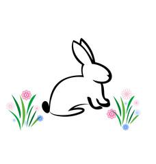 Easter Bunny illustration