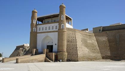 Zitadelle Ark, Buchara, Usbekistan