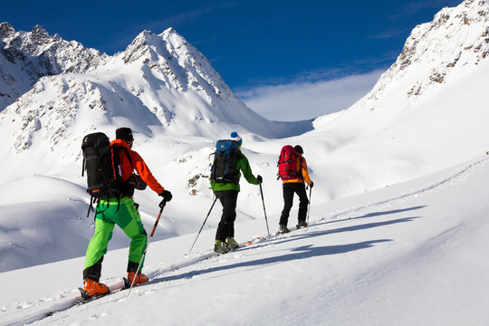Skitour Sellrain