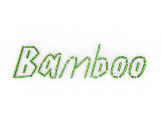 Bamboo Written