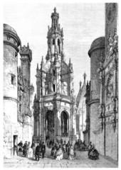 Architecture Renaissance : Chambord