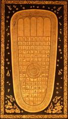 Footprint of Boddha