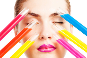 Choice in makeup industry