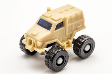 Army Toy Car