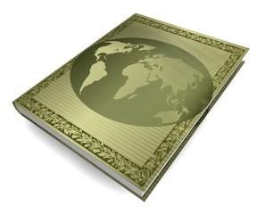 3D Buch III - Weltkugel