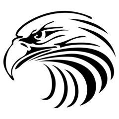 Adler Kopf Logo