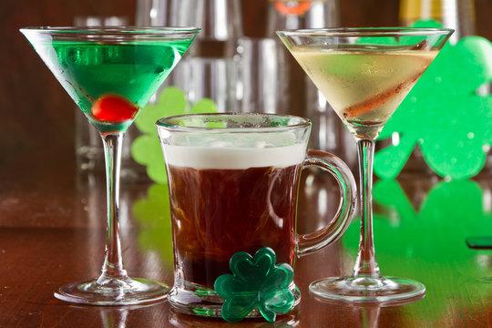 Irish drinks