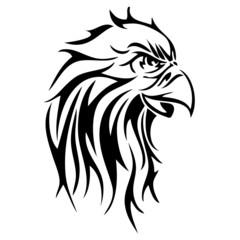 Greif Kopf Logo