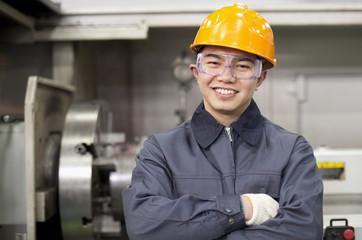 asian engineer