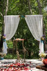 Place for Wedding Ceremony