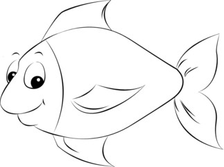 Fisch Goldfisch