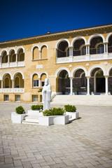 Archbishop Palace in Nicosia, Cyprus