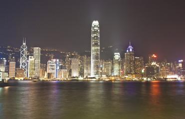 Hong Kong nightview