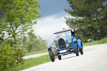 Historical car