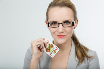Spielkarte
