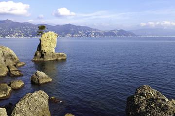 Mar Ligure color image