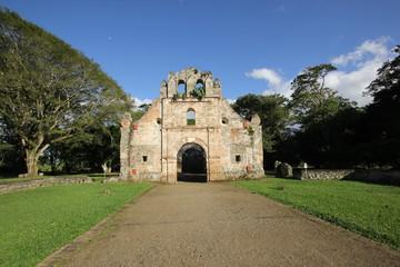 Kirche von Uruapan