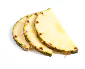Slices of pinapple