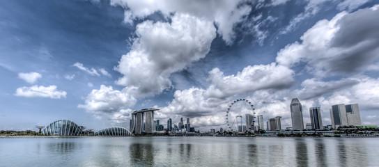 Foto op Plexiglas Singapore Singapore Cityscape