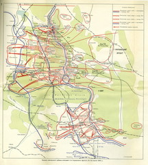 Red Army operation. Battle for Berlin 1945 aprel,may