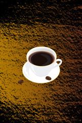 Brochure menu for restaurant, cafe, bar, coffeehouse
