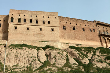 The Castle of Erbil, Iraq.