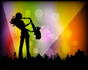 Sax in concerto