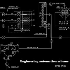 Engineering design automation scheme.Vector