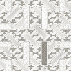 Ornate seamless texture in