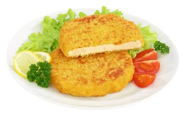 Hamburger di pesce - Fish burgers