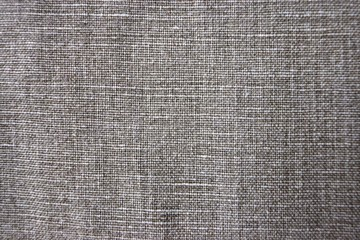 Fabric from flax, natural, a close up