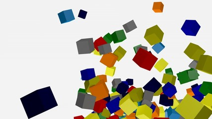 Background cubes
