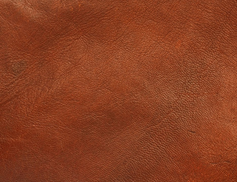 Polished shiny leather texture background