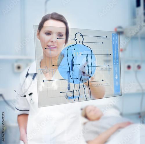Снижение веса в больнице мид