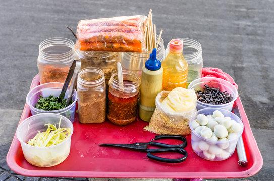 Street Food Kit