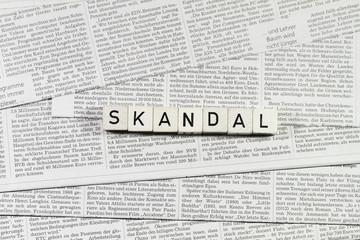 Skandalpresse