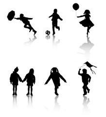 Vector kids