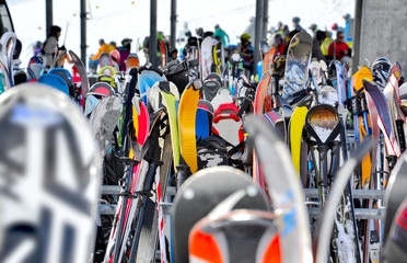 Wintersport Tourismus
