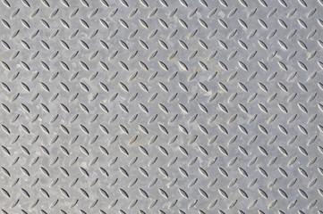 Background texture zinc pattern zigzag lines metallic horizontal