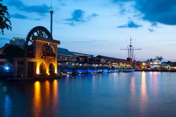 Malacca River View