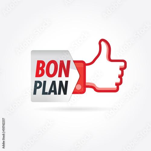 """""""icone Bon Plan"""" Fichier Vectoriel Libre De Droits Sur La"""