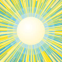 luce radiale