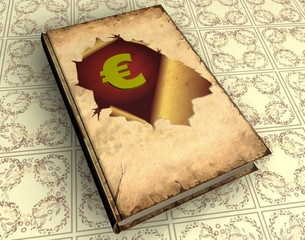 3D Buch V - Euro