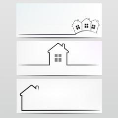 Vector house icon.