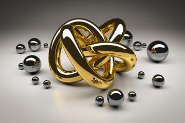 golden torus