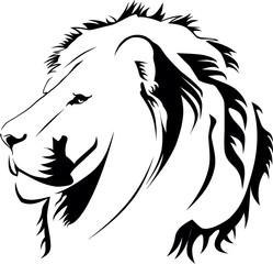 Lionhead Tribiales | Vektorgrafik
