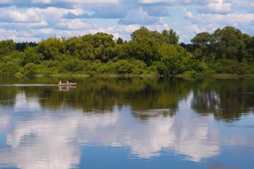 Lake Braslav, Belarus